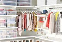 Organization - Closet