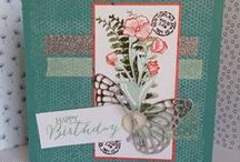 Jessie Holton's Designs - Stampin' Up! / Handmade Cards by Jessie Holton of MollyPossum Creations, using Stampin' Up! products & other goodies.