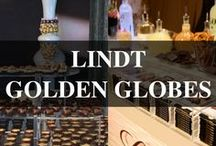 Lindt Golden Globes / Celebrate award glamour, recipes, party ideas and more with Lindt Chocolate, the official confection of the Golden Globes.
