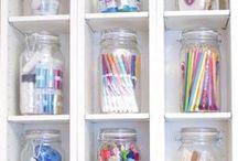 Organizing Ideas / by Molly McCarthy