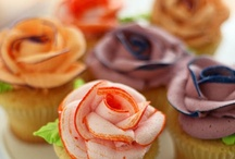 Food - Cupcakes / Cupcake recipes and tips #cupcakes / by Malia Martine Karlinsky
