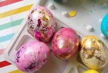Crafts - Eggs / A collection of egg decor, crafts and ideas #eggs #eggcrafts #easter #eastercrafts #eggdcor / by Malia Martine Karlinsky