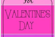 Holidays - Valentine's Day / Valentine's Day crafts, recipes and fun stuff #valentinesday / by Malia Martine Karlinsky