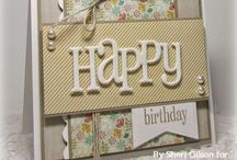 Birthday Cards / by Annette Arbogast