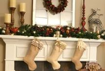 Fireplace Mantle Decor / by Molly McCarthy