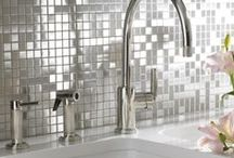 Countertops & Tile / by Bella Domicile