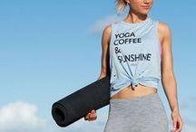 WE LOVE YOGA / Inhale. Exhale. xx