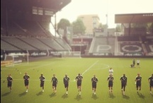 Instagram'd  / A behind the scenes look at the Portland Timbers / by Portland Timbers