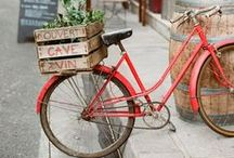 CYCLE CHIC / Life is like riding a bicycle. In order to stay balanced, you've just gotta keep moving. xx  / by Lorna Jane