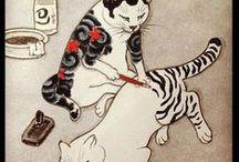 Tattoos / by Pam Osborn Holmes