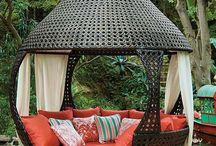 Outdoor Rooms/Decor / Outdoor spaces and and decor