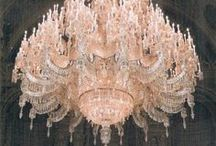Beautiful Chandeliers / by Monique Chilelli