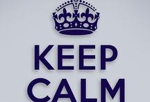 Keep Calm &...