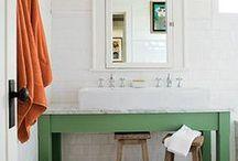 bathrooms / by Kimmithy Robinson