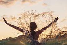 JUST KEEP SWIMMING / Swim Swim Swim xx  / by Lorna Jane