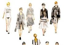 Fashion illustration / by Claudia Galeán