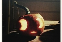 Halloween! / Halloween: a deliciously, scary, goosebumpy  time of year! / by Elaine Rathmann