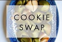 cookie swap / Cookies, sweets, holiday party ideas