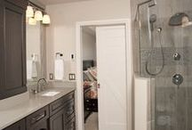 Bathroom Designs by Bella Domicile / Featured here is work that Bella Domicile designers have completed.