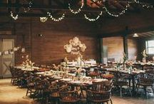 Rustic Weddings / by LinenTablecloth.com