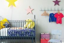tiny Spaces / Nursery and kiddo room inspiration