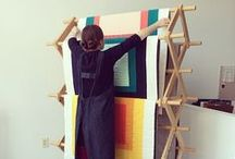Mi tiendita/taller / Un día tendré una tiendita encantadora con un taller detrás :) / by Claudia Galeán