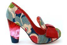 Fancy Feet / by Ginger Salazarescobar