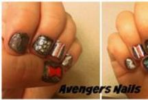 Nail Art! / Because who has the money to get a manicure?