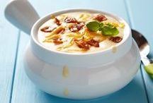 Soups With Silk. / Deliciously savory soups with a touch of Silk! / by Silk