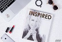 INSPIRED / Have you got your copy of our first ever coffee table book INSPIRED? Remember to hashtag #LJInspired next time you're uploading an inspiring pic xx  / by Lorna Jane