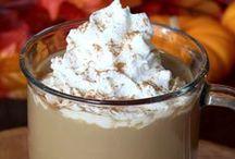 PumpkINSANITY! / Everything... pumpkin! Lattes, muffins, scones, cupcakes, pie & more!