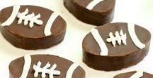 Gameday Goodies With Silk. / Dairy-Free treats to take your gameday to the next level!