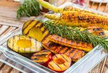 Plant-Based Grill Out / Fire up the girl. It's a plant party! / by Silk