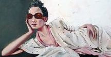 Mila Posthumus / South African figurative artist represented by StateoftheART.