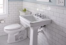 Bathroom Storage & Ideas / Great ideas for storage, colors, sinks, & inspiration. / by Homeroad