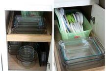 Organizing / by Sonia