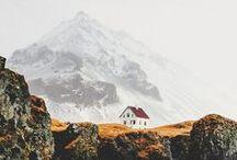 • t r a v e l • / The places I want to go to before I die.