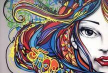 Street Art / by Vinícius Theodoro
