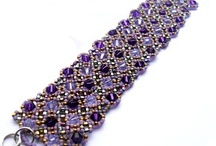 Calliope's caprice handmade jewelry / Handmade jewelry with japanese beads, czech and swarovski crystal