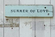 Summer themed