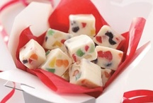 Candy and Fudge / Fun confections to make as gifts or just for a special treat. / by Kathy Kenna