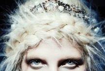 accoutrements / hats+ accessories + adornments = divine