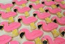 """Cookies / Our Chief Cookie Officer Alison Carchedi is the master mind behind these delicious, custom-designed sugar cookies. Need something """"just right"""" for a birthday, baby shower, anniversary, house warming or other special occasion? We can design custom sugar cookies for your event. Here are just a few of our favorites. You can see more in the Cookie Gallery on our website."""