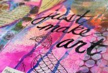 **Art Journaling**
