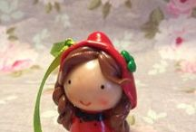 polymer clay / Polymer clay crafts