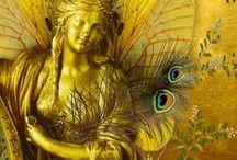 The Colour : GOLD