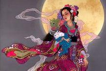 *The Exotic Far East - Art*