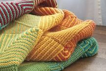 Knitting and Stitching