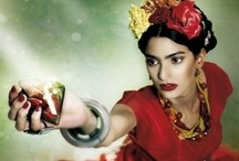 Inspired By Frida / by Diane Rendalls
