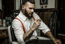 Rugged and Stylish for Men / Rugged manly items for nature loving dudes! / by Beth Millner Jewelry